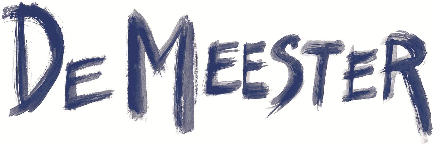 De Meester  logo