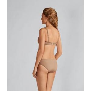 Lara Satin SB Padded Nude