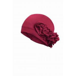 Turban Marigold Berry Red