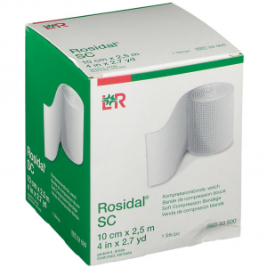 Rosidal SC 10cm x 2,5m logo