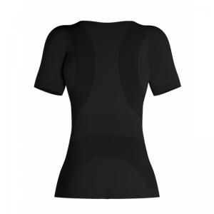 Compression Shirt - Women Zwart
